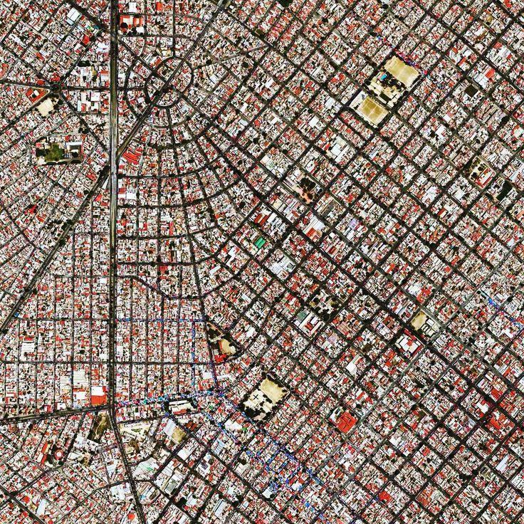 Ovi gradovi izgrađeni su planski, a iz svemira izgledaju - apsolutno nevjerojatno! 718e4b10