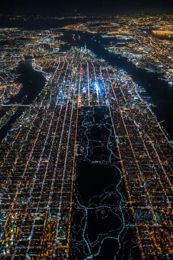 Ovi gradovi izgrađeni su planski, a iz svemira izgledaju - apsolutno nevjerojatno! 77210b10