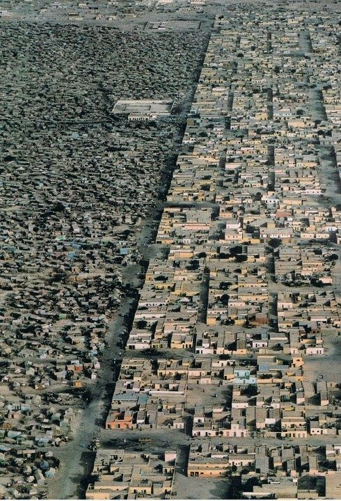 Ovi gradovi izgrađeni su planski, a iz svemira izgledaju - apsolutno nevjerojatno! 7da17210