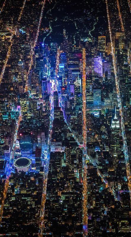 Ovi gradovi izgrađeni su planski, a iz svemira izgledaju - apsolutno nevjerojatno! 88772e10