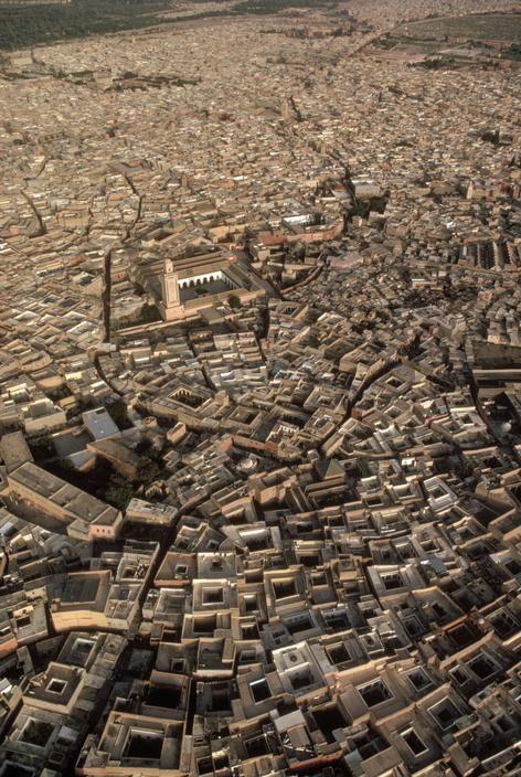 Ovi gradovi izgrađeni su planski, a iz svemira izgledaju - apsolutno nevjerojatno! Dfbd7b10