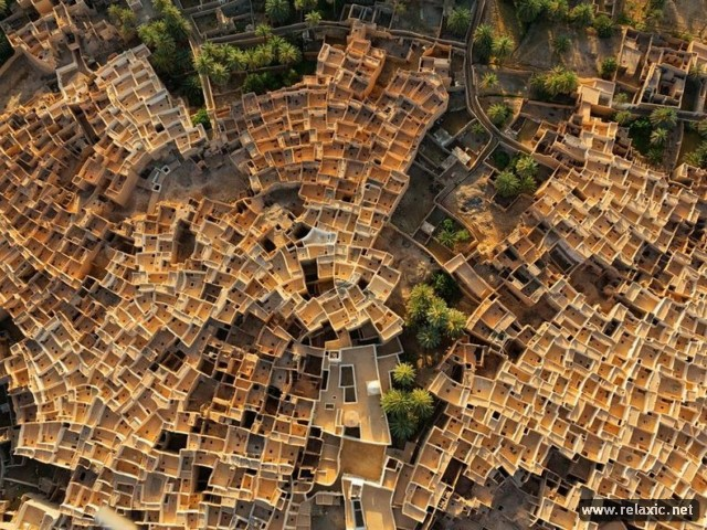 Ovi gradovi izgrađeni su planski, a iz svemira izgledaju - apsolutno nevjerojatno! Ghadam10