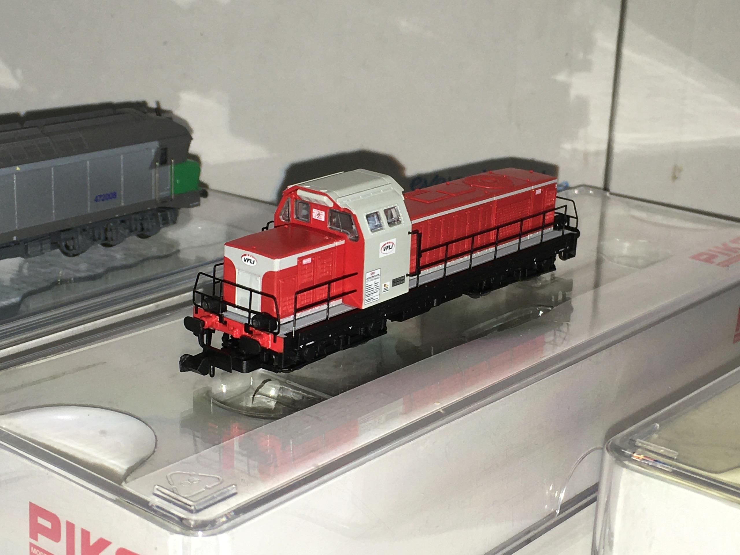vente SNCF échelle N fév.21 12507410