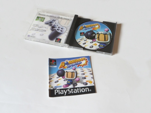 [VDS] Collection ps1-ps2 JAP- 16bits- xbox ps3...►► 100€ LOT COMPLET pour conclure◄◄  - Page 2 Img_0071