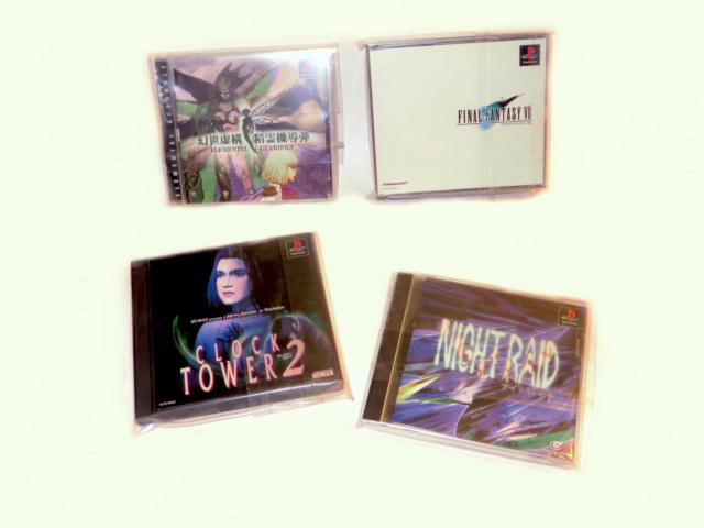 [VDS] Collection ps1-ps2 JAP- 16bits- xbox ps3...►► 100€ LOT COMPLET pour conclure◄◄  Img_0088