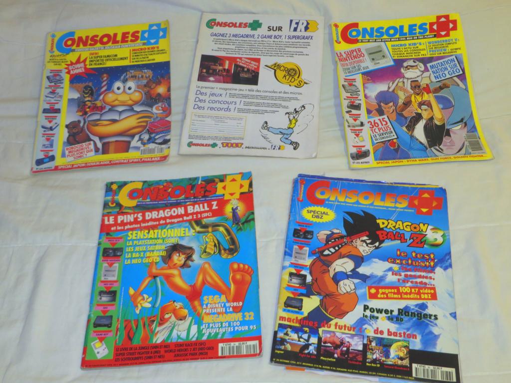 [VEND] Lot uniquement à petit prix, jeux et magazines Console+ Img_0156
