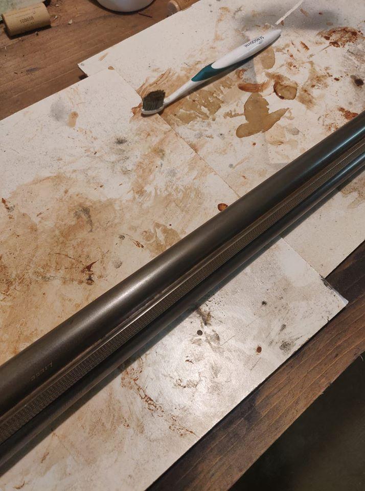 Rénovation d'un vieux fusil 1er_br10