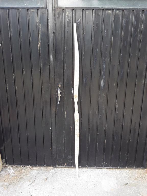 Arco de fresno. Intercambio de arcos 2019 gabriel87  20190612