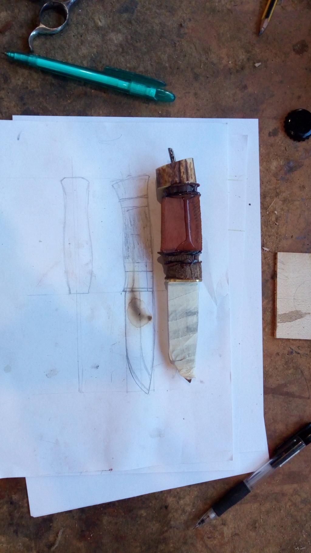 Un par de cuchillos hechos con Iurde Img_2033