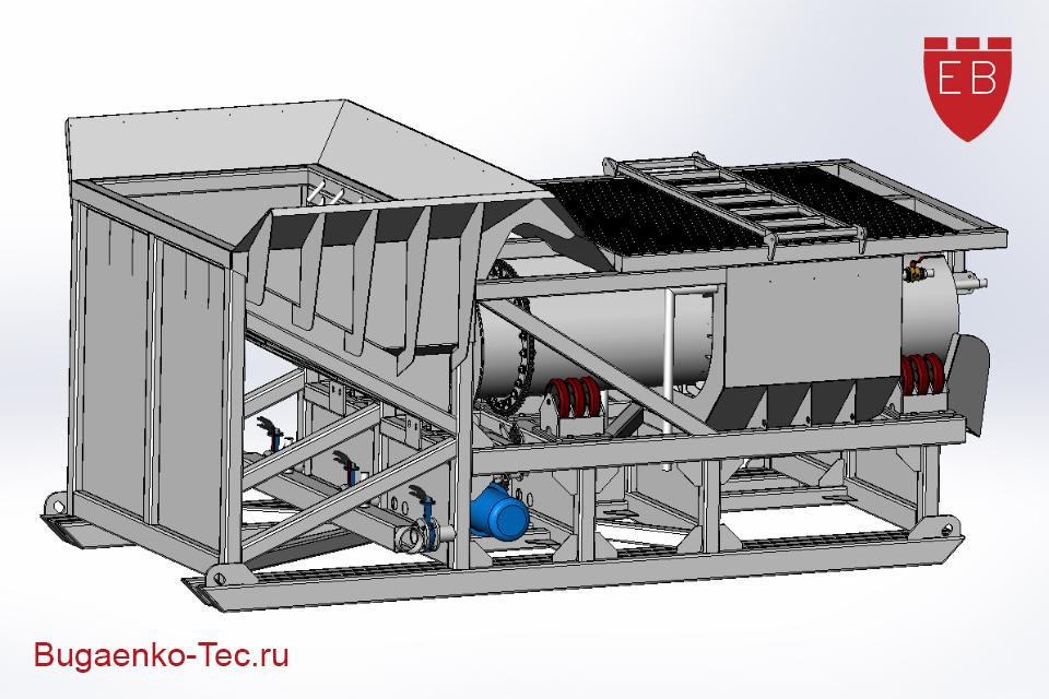 Bugaenko-Tec > Оборудование для добычи золота - разработка, производство. - Страница 2 010112