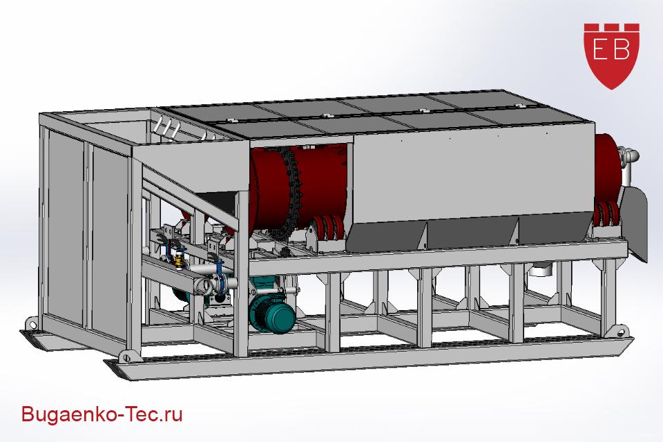 Bugaenko-Tec > Оборудование для добычи золота - разработка, производство. - Страница 2 010212