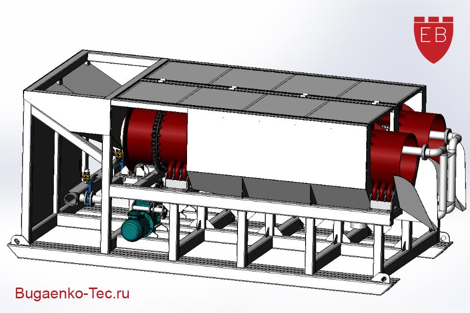 Bugaenko-Tec > Оборудование для добычи золота - разработка, производство. - Страница 2 010312