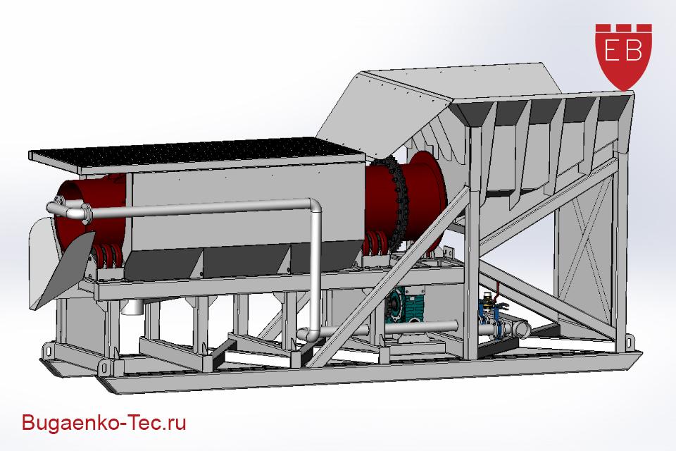 Bugaenko-Tec > Оборудование для добычи золота - разработка, производство. - Страница 2 010510