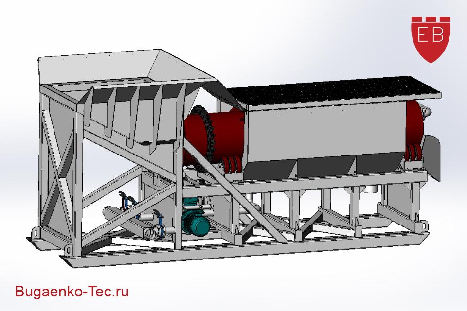 Bugaenko-Tec > Оборудование для добычи золота - разработка, производство. - Страница 2 010710