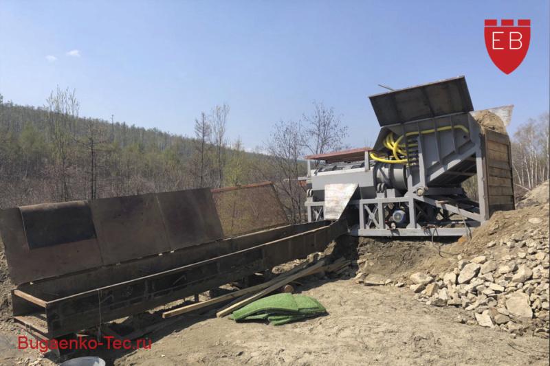 Bugaenko-Tec > Оборудование для добычи золота - разработка, производство. - Страница 2 B1562-10