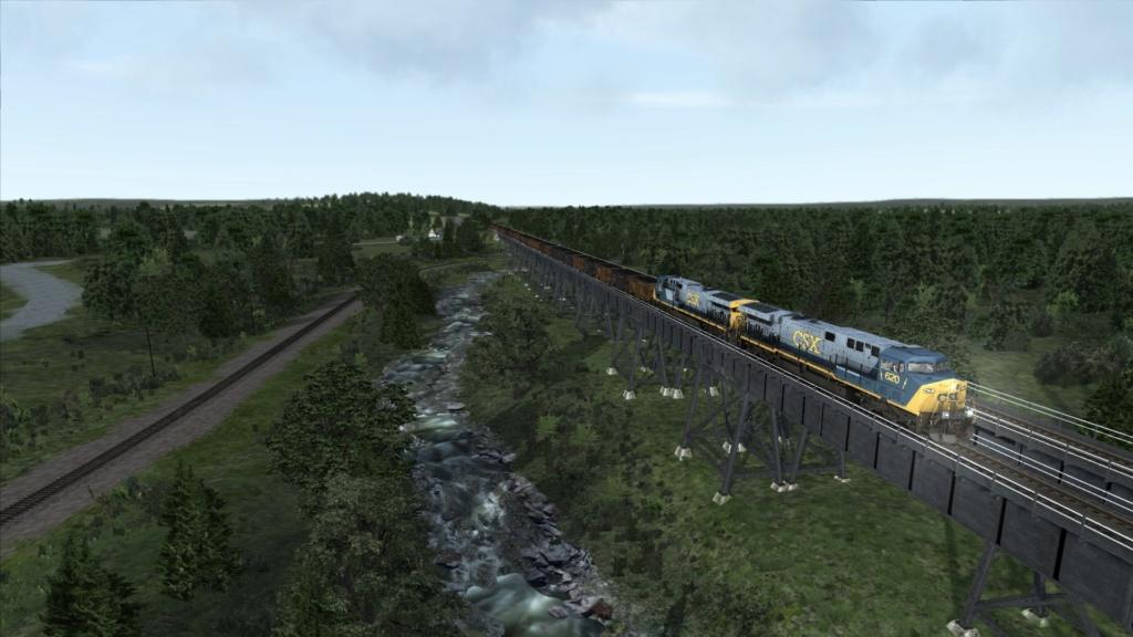 train simulator 2018 rota Bessemer & Lake Erie Screen34
