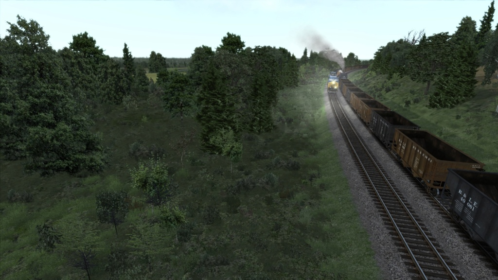 train simulator 2018 rota Bessemer & Lake Erie Screen36