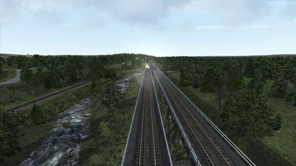 train simulator 2018 rota Bessemer & Lake Erie Screen37
