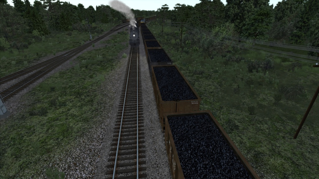 train simulator 2018 rota Bessemer & Lake Erie Screen41