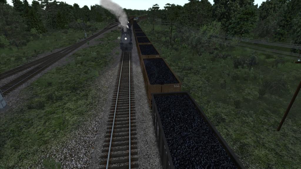 train simulator 2018 rota Bessemer & Lake Erie Screen42