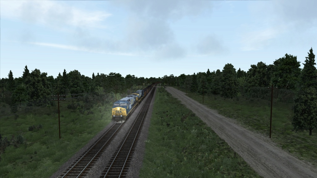 train simulator 2018 rota Bessemer & Lake Erie Screen46