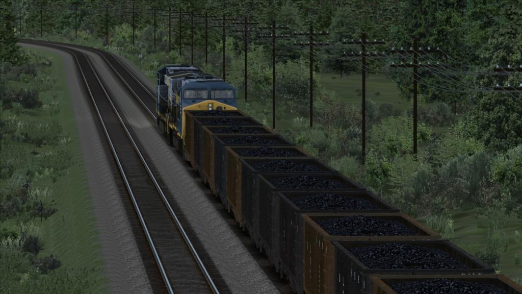 train simulator 2018 rota Bessemer & Lake Erie Screen47