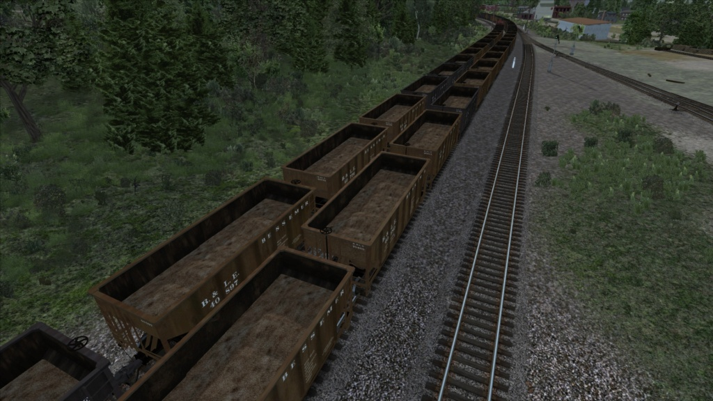 train simulator 2018 rota Bessemer & Lake Erie Screen48