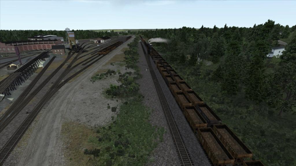 train simulator 2018 rota Bessemer & Lake Erie Screen49