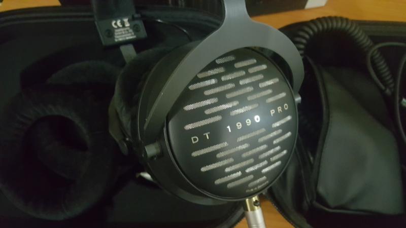 Beyerdynamic DT 1990 Pro (used) 20180914