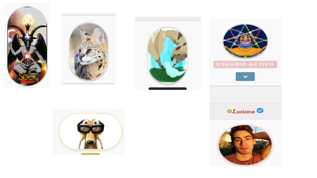 Los avatares no quedan todos redondos Avatar11