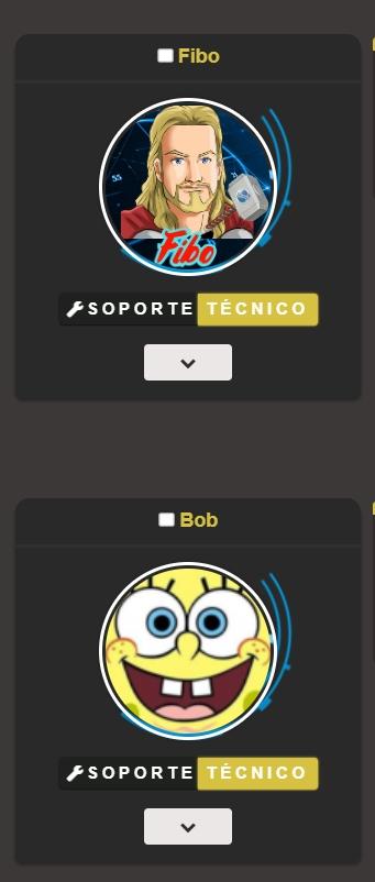 Como adicionar uma animação no avatar Borde10