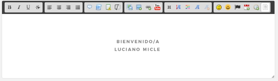 Luciano Micle Editor10