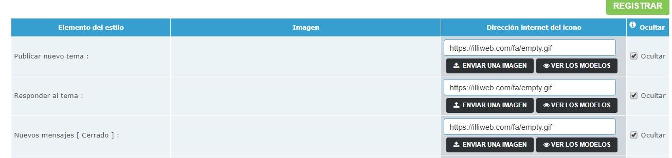 Cambiar botones a HTML y CSS Lalala10