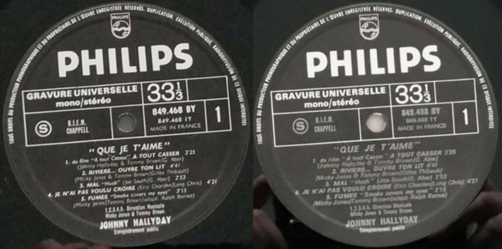 PALAIS DES SPORTS 1969 ( 33 TOURS 30CM )( TOUTES LES EDITIONS )( 1969-2021 ) 0013