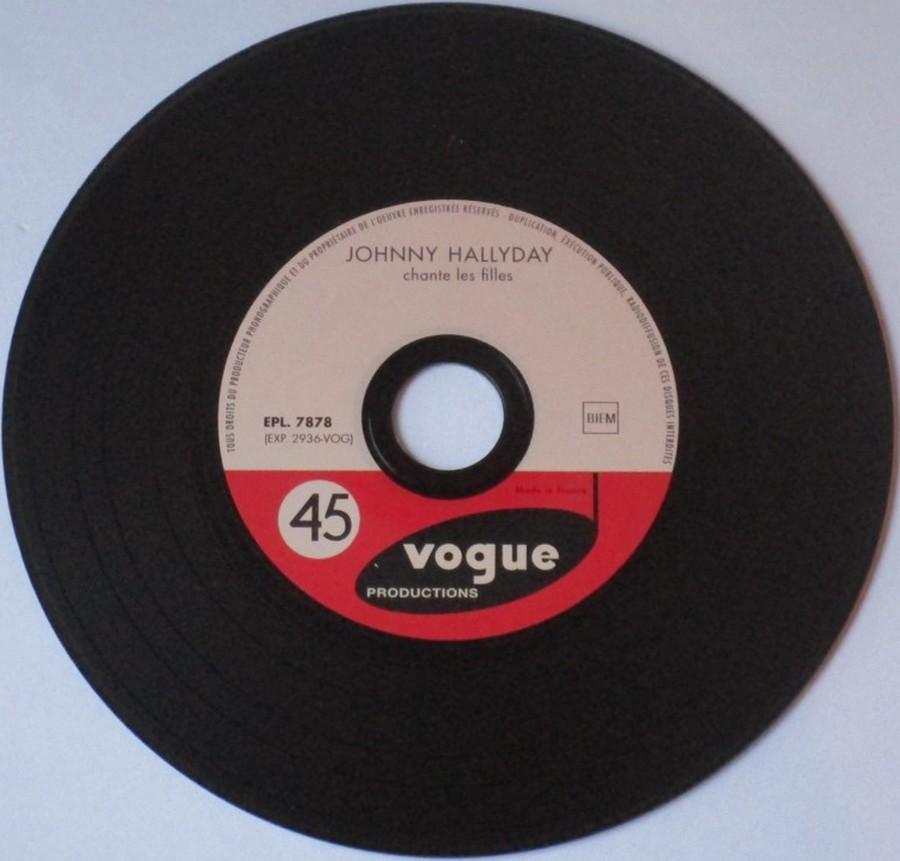 LA COLLECTION CD EFFET VINYLE ( SUITE )( TELE STAR )( 2013 ) 006-jh10