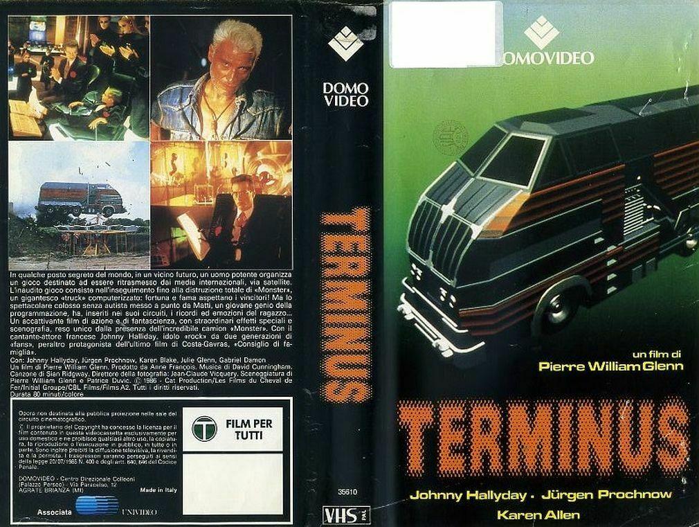 Pour la rubrique Vidéographie (VHS) du site  0161