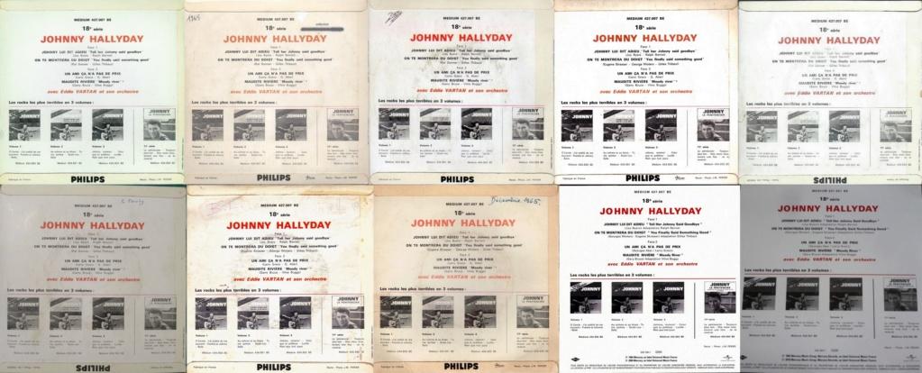 Johnny luit dit adieu ( EP 45 TOURS )( TOUTES LES EDITIONS )( 1965 - 2009 ) 01_joh10