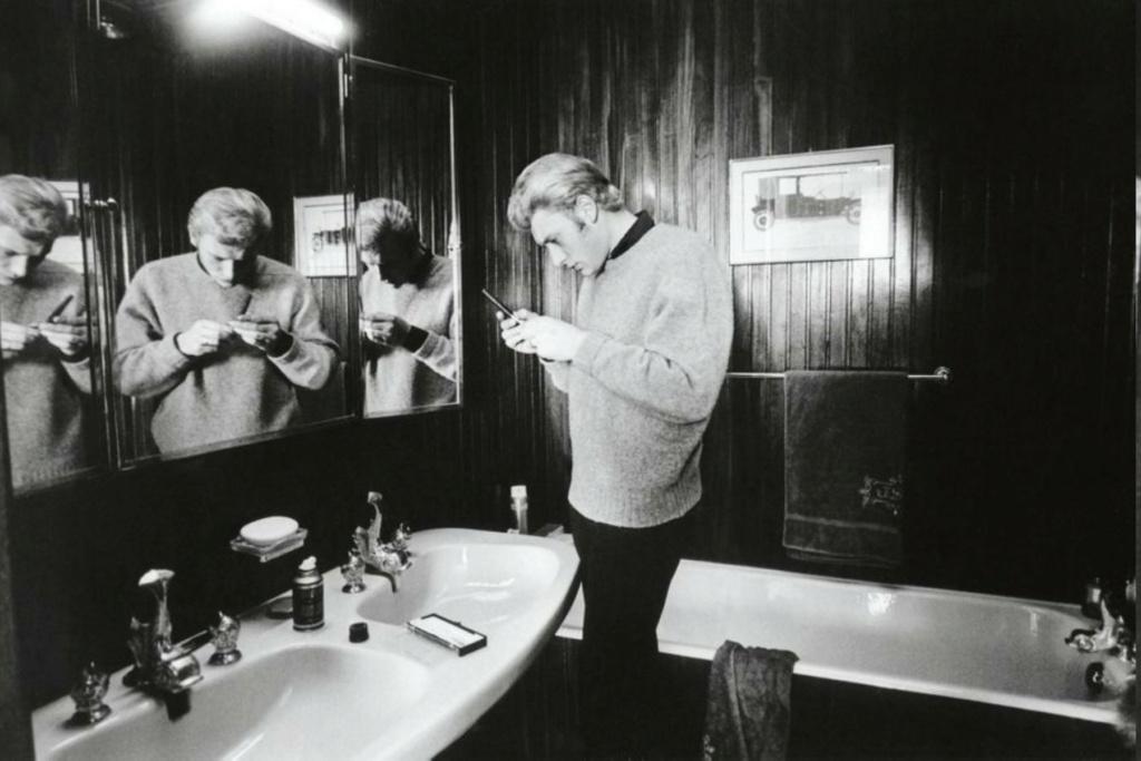 PROPRIETE OU A RESIDE JOHNNY HALLYDAY ( 3/10 ) 'NEUILLY SUR SEINE' ( 1965 ) 0417