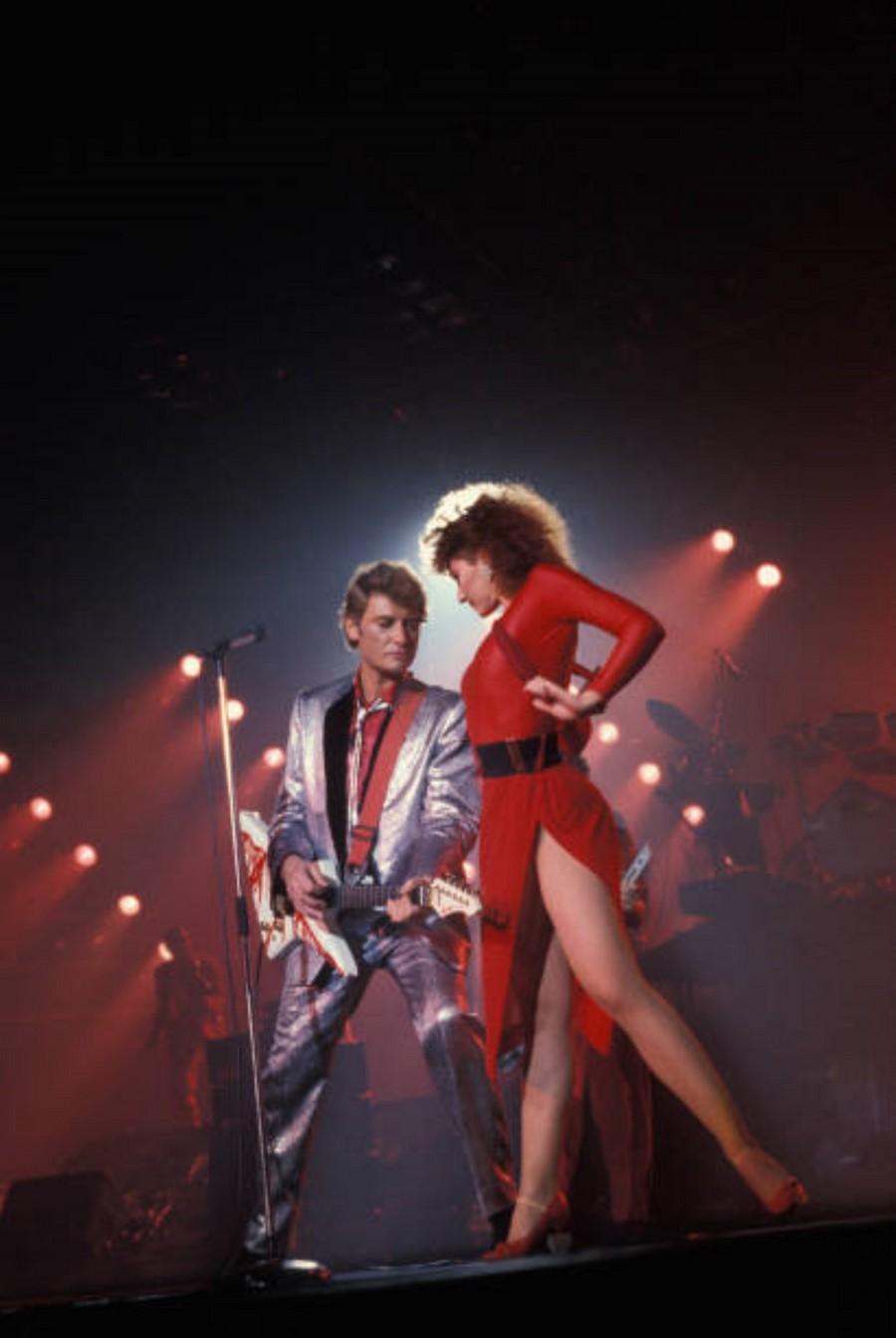LES CONCERTS DE JOHNNY 'LE ZENITH DE PARIS 1984' 04_nov15