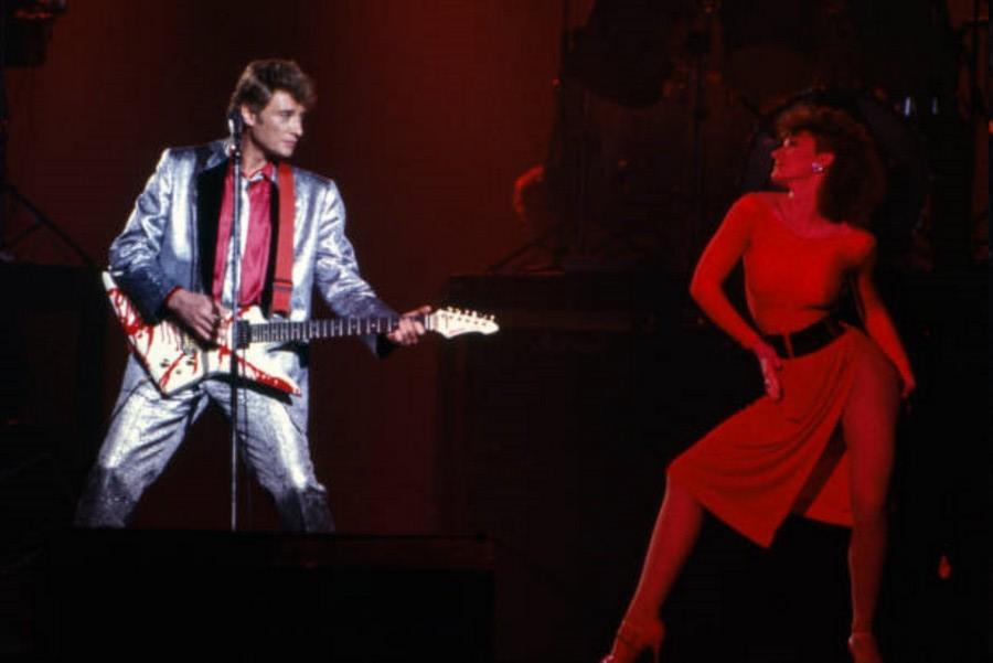 LES CONCERTS DE JOHNNY 'LE ZENITH DE PARIS 1984' 06_nov11