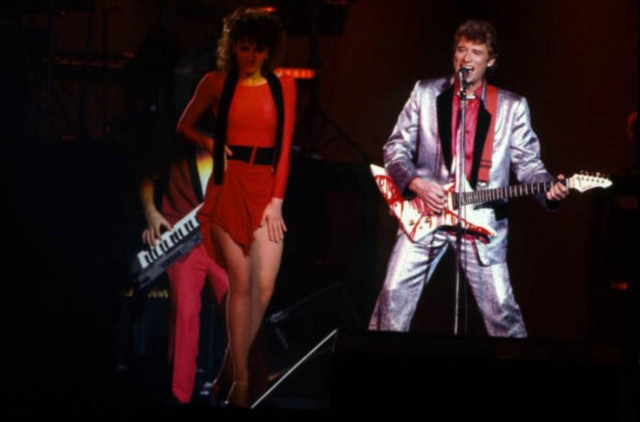 LES CONCERTS DE JOHNNY 'LE ZENITH DE PARIS 1984' 06_nov12