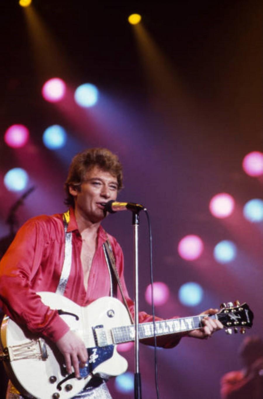 LES CONCERTS DE JOHNNY 'LE ZENITH DE PARIS 1984' 06_nov14