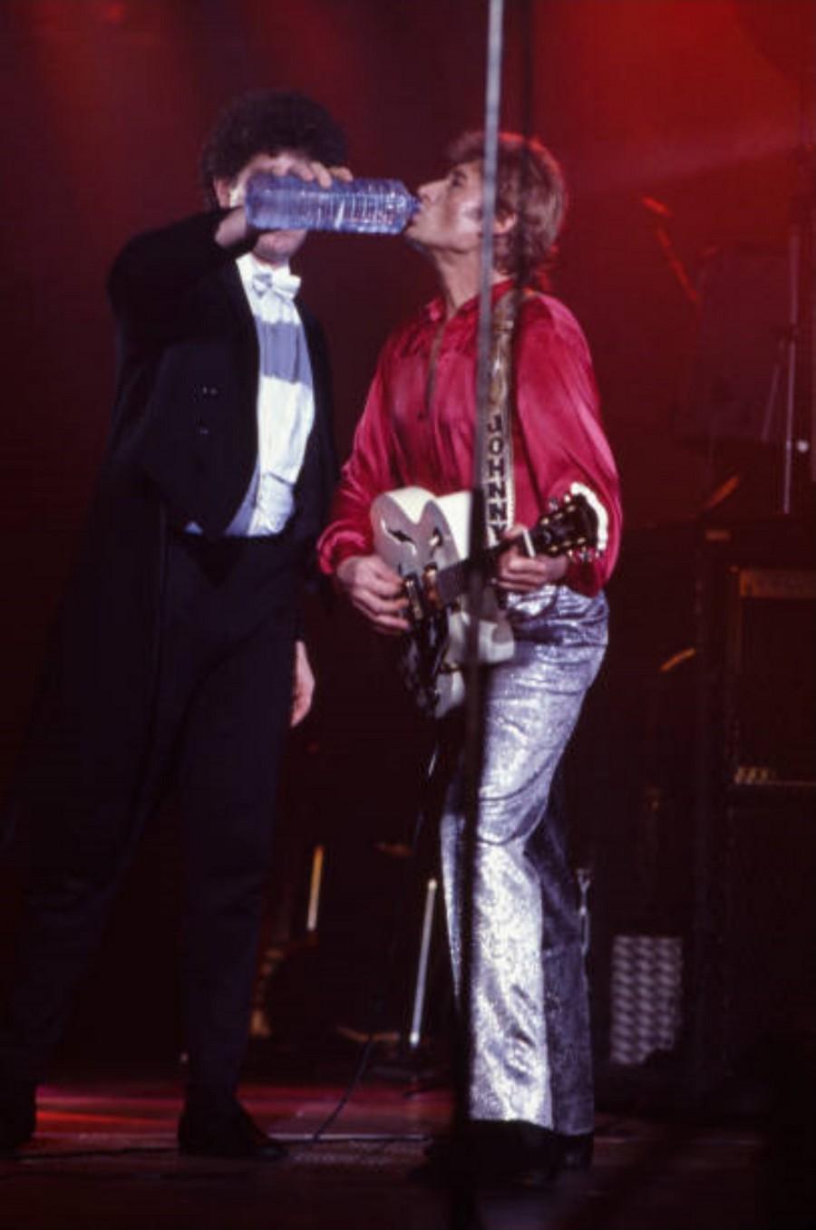 LES CONCERTS DE JOHNNY 'LE ZENITH DE PARIS 1984' 06_nov16