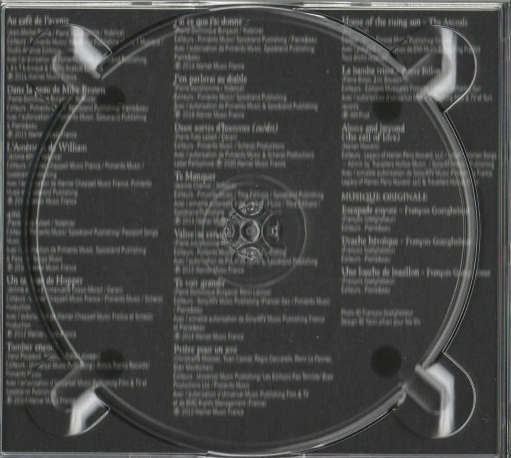 JAQUETTE DVD FILMS ( Jaquette + Sticker ) 0711