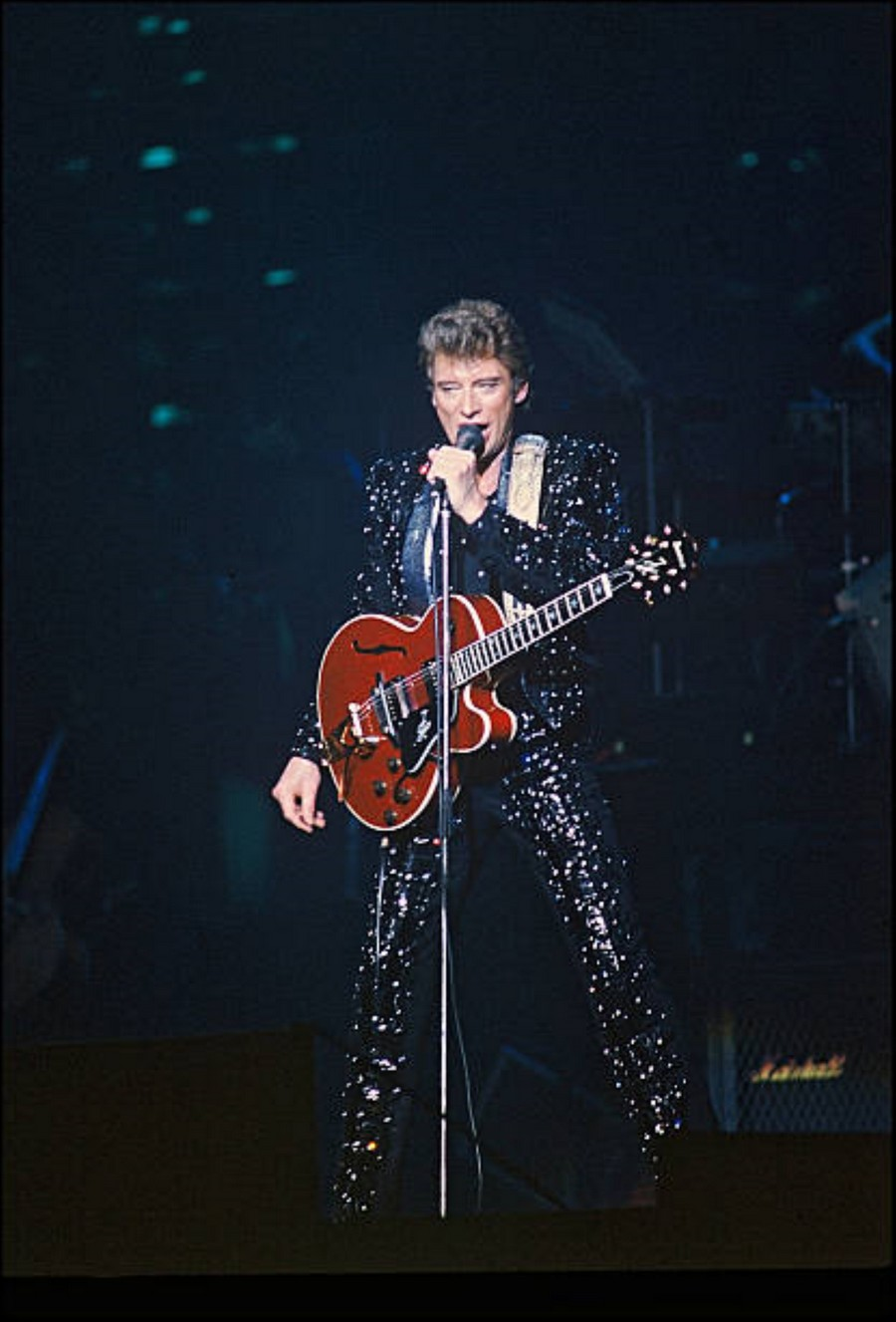LES CONCERTS DE JOHNNY 'LE ZENITH DE PARIS 1984' 08_jan10