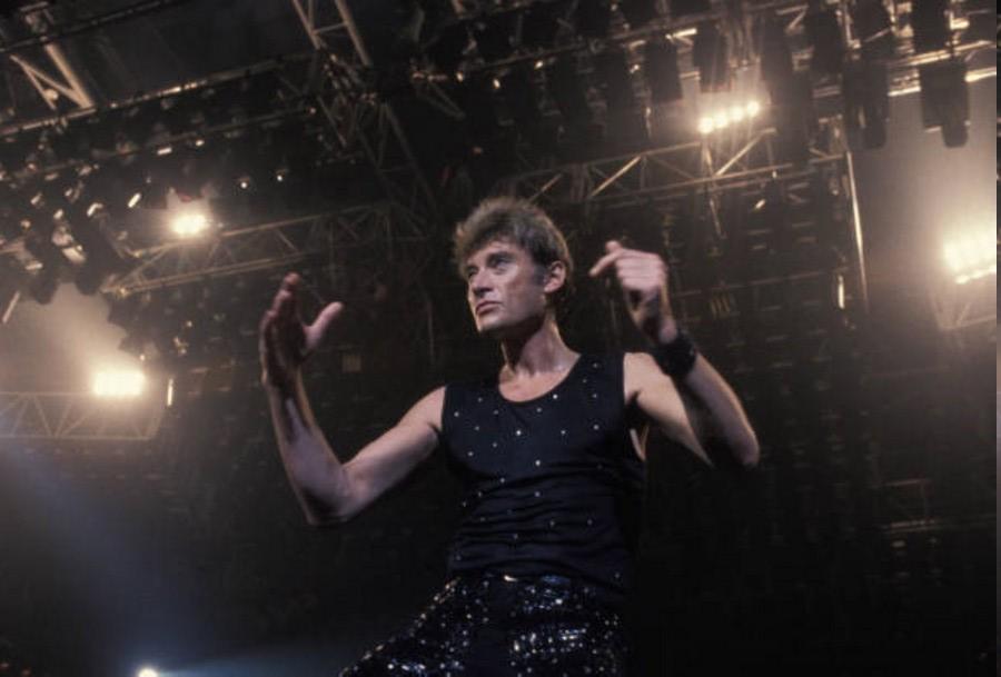 LES CONCERTS DE JOHNNY 'LE ZENITH DE PARIS 1984' 08_jan11