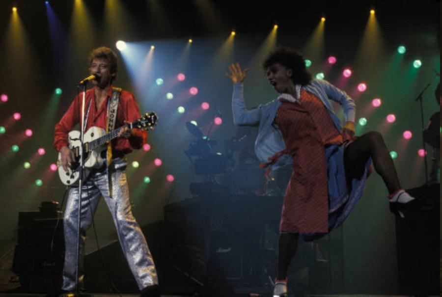 LES CONCERTS DE JOHNNY 'LE ZENITH DE PARIS 1984' 08_jan12