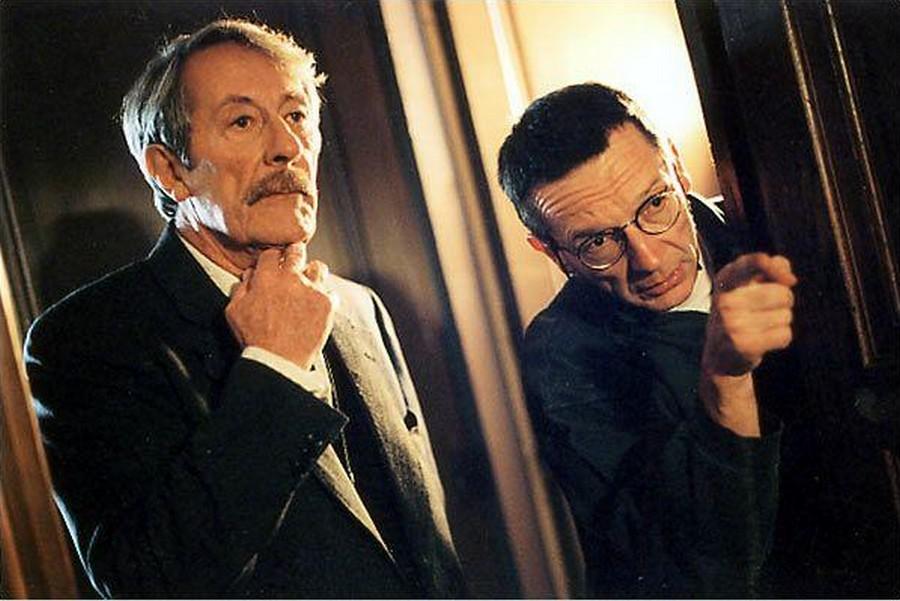LES FILMS DE JOHNNY 'L'HOMME DU TRAIN' 2002 10-hom10