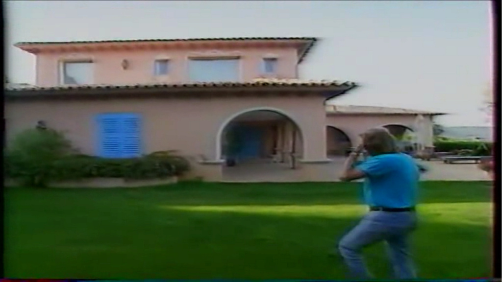 PROPRIETE OU A RESIDE JOHNNY HALLYDAY ( 2/10 ) 'LA LORADA' ( 1990-2000 ) 10110