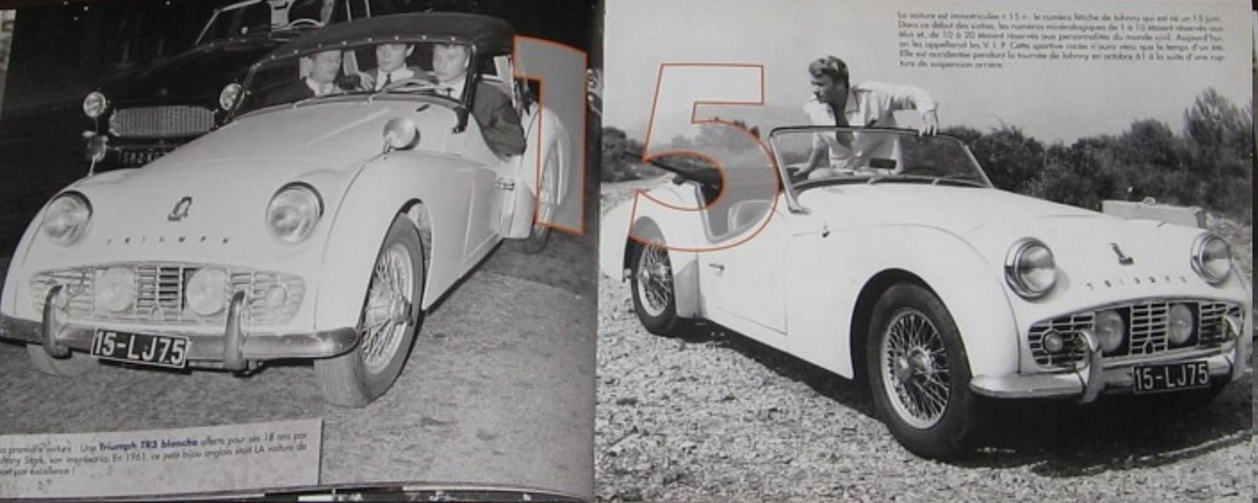 TRIUMPH TR3 DE JOHNNY HALLYDAY ( 1961 ) 11-roc10
